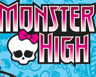 Monster High mix up puzzle játékok ingyen