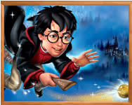 Sort my tiles Harry Potter puzzle j�t�kok ingyen