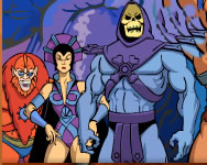 Sort my tiles He-Man j�t�k