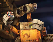 Sort my tiles Wall E puzzle játékok