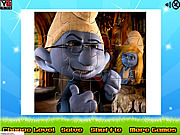 The Smurfs 2 jigsaw j�t�k